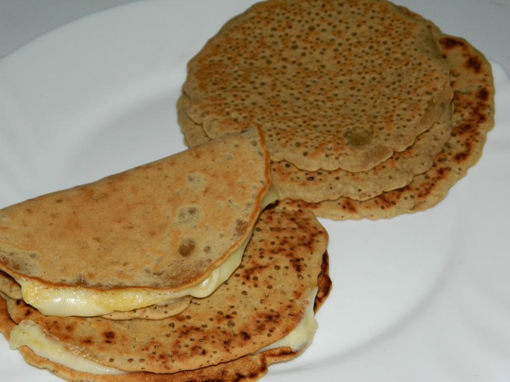 pancakes de avena 1