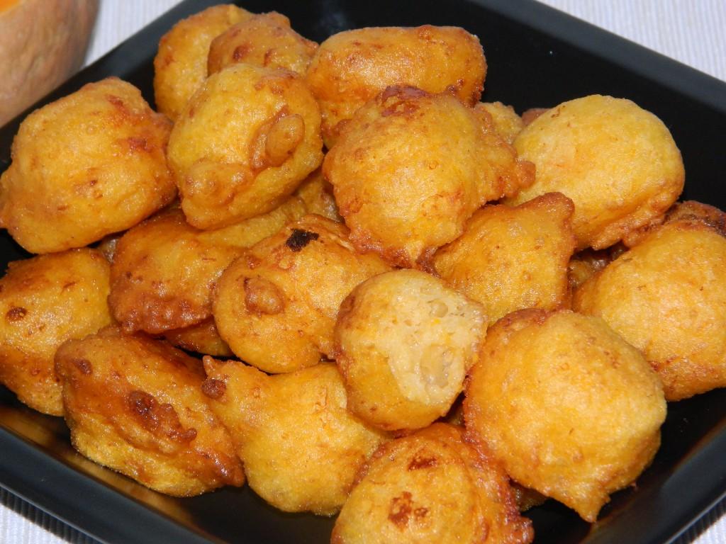 buñuelos valencianos de calabaza 2