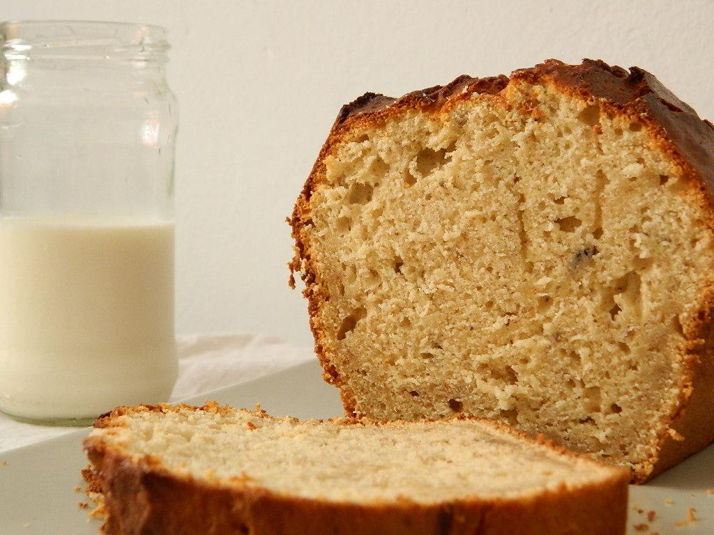 C mo hacer pan de pl tano esponjoso y jugoso recetas abc for Recetas facilisimo