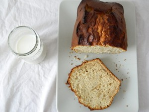Cómo hacer pan de plátano 6