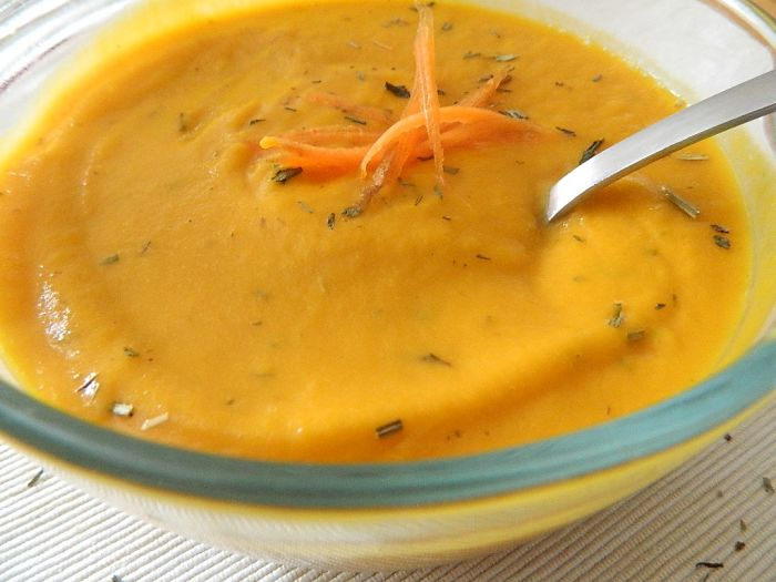 crema de zanahoria 2