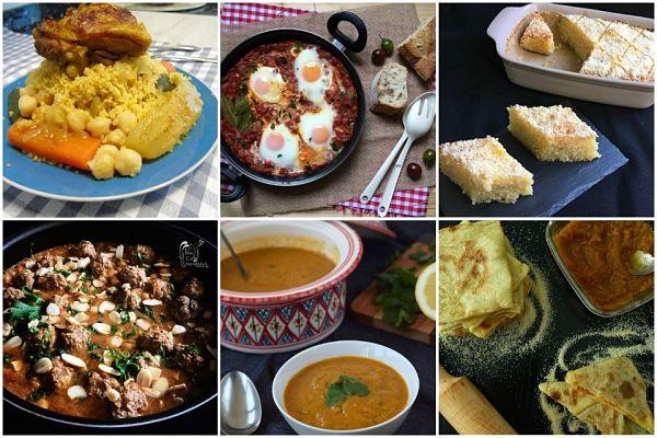 Gastronomía de Argelia