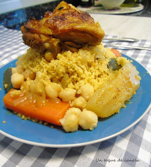 gastronomía de Argelia2