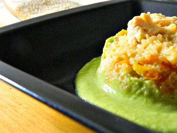 quinoa con pollo 3