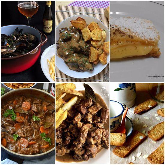 recetas típicas de Bélgica
