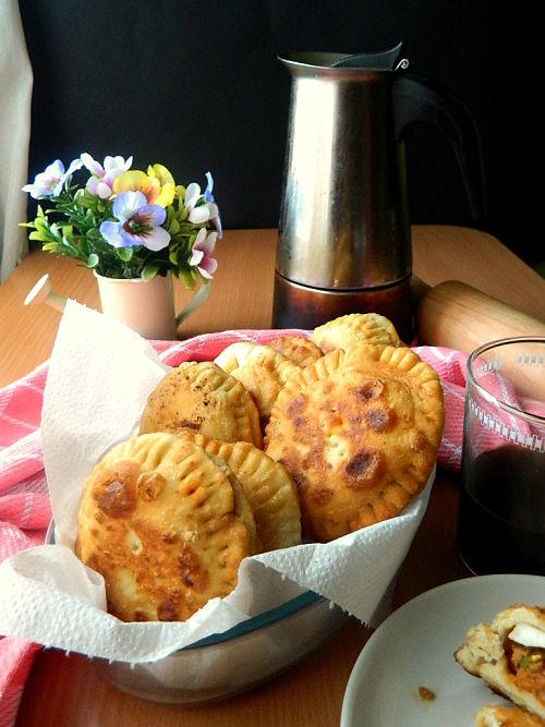 Pastelitos andinos receta venezolana