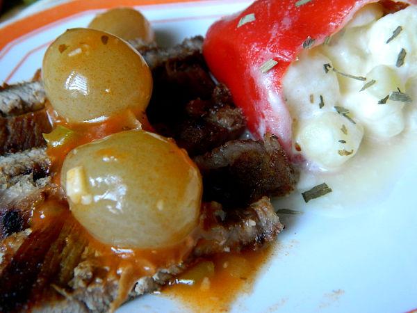 chuletas de cerdo en salsa 2