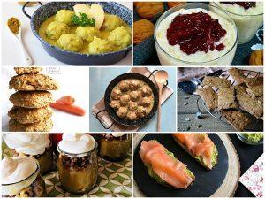 recetas de Dinamarca