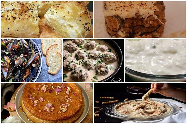 gastronomia griega