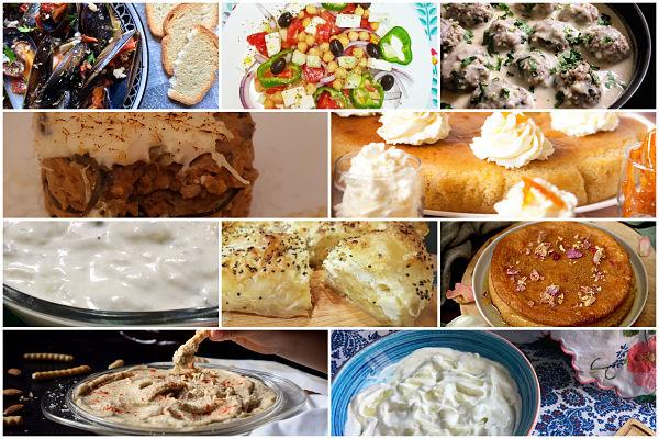 Gastronomía griega – Viaje Entre Sabores