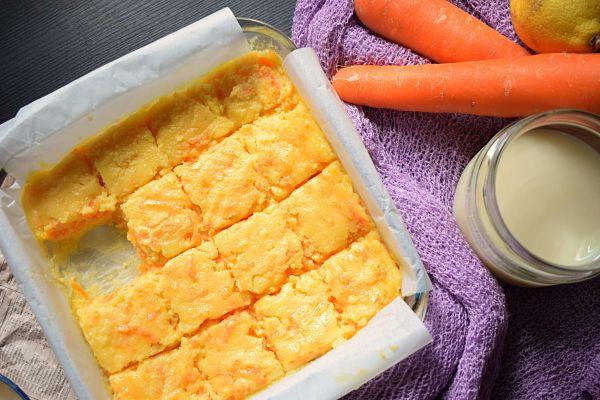 dulce de zanahoria Hindu