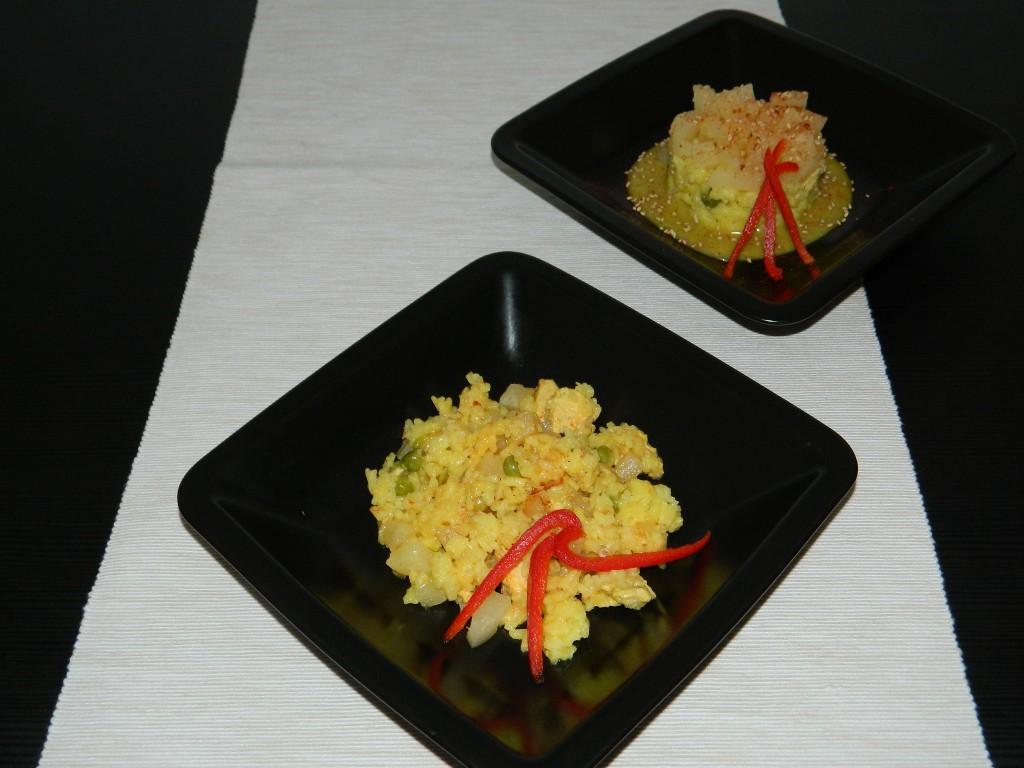 Cómo preparar un arroz con pollo