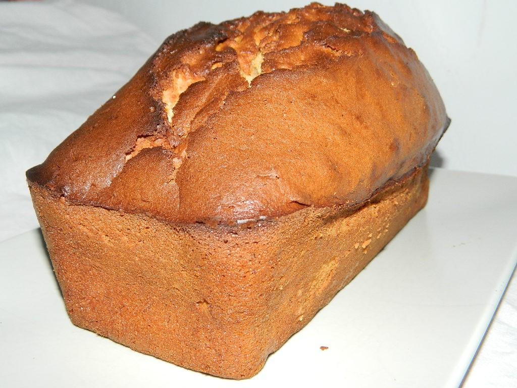 Cómo hacer pan de plátano 1
