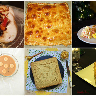 Recetas de comidas especiales para todo el año
