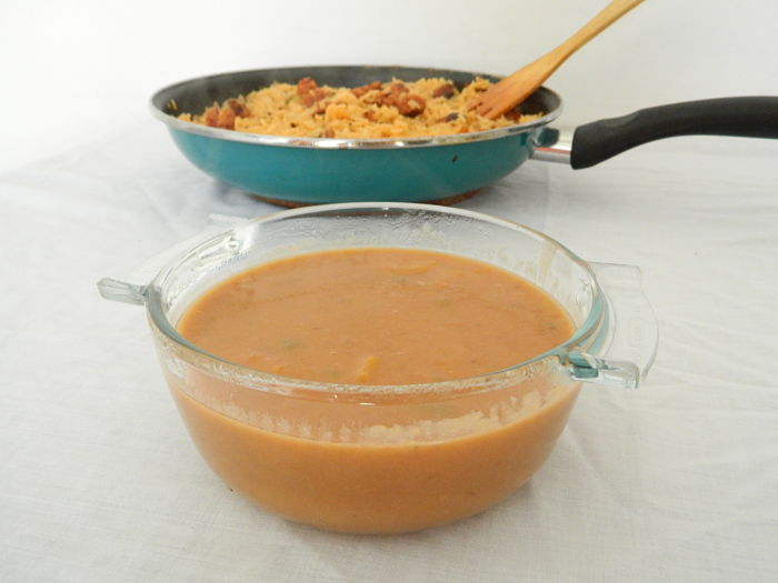 receta de habichuelas