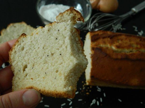 sin gluten - bizcocho con harina de arroz3