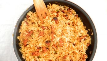 arroz con chorizo 3