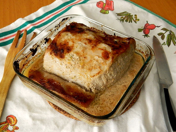 Cómo Cocinar Lomo De Cerdo Al Horno
