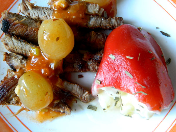 chuletas de cerdo en salsa 1