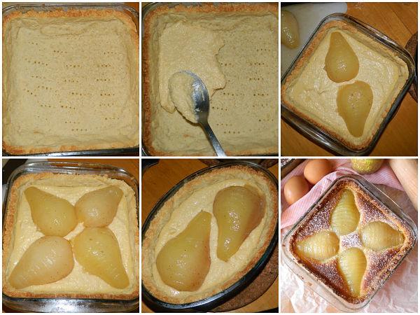 tarte bourdaloue