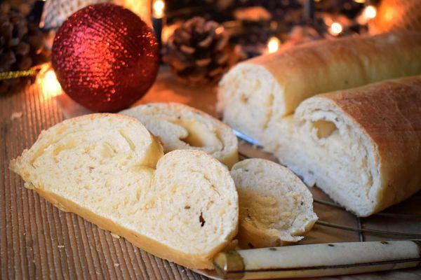 pan navideño dominincano