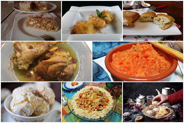 comida tipica de Marruecos