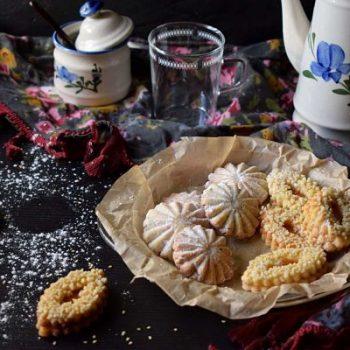 dulces marroquies – sablé, ghriba, chebakia 13