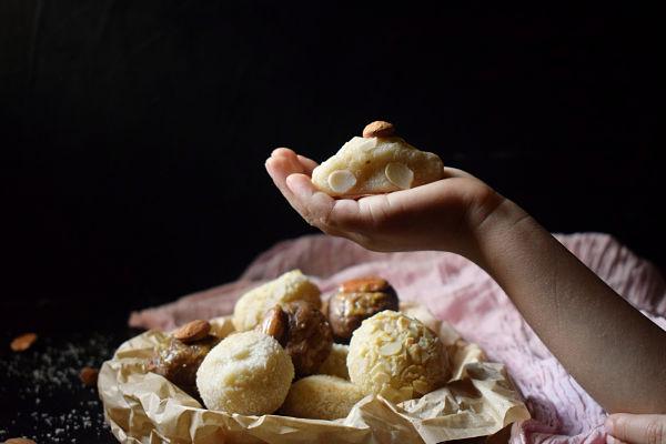 Panellets, receta dulce del día de Todos los Santos