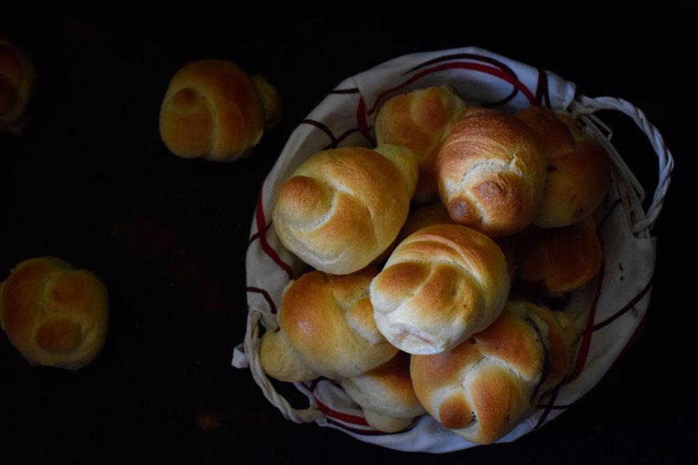 pan dulce ruso