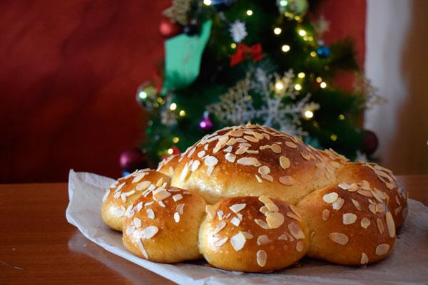 pan de reyes suizo